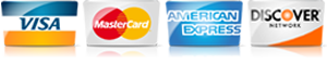 For AC in Worcester MA, we accept most major credit cards.